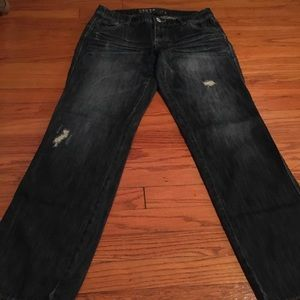 Jeans-straight leg size 6